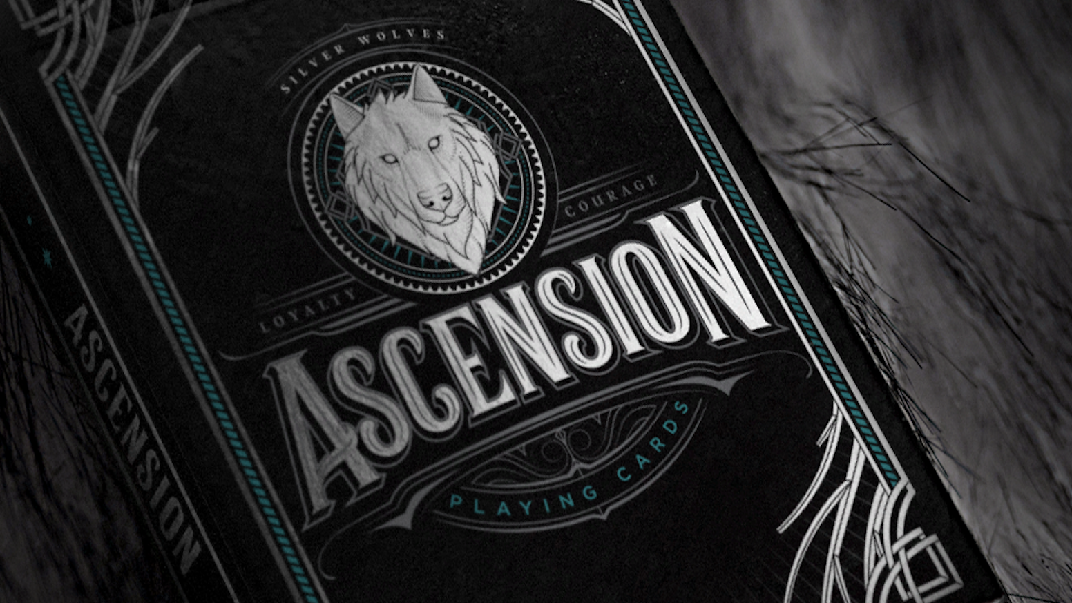 Ascension Playing cards epically designed and illustrated by Steve Minty