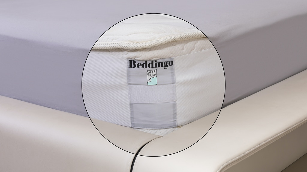 Beddingo | The First Reinvention of Sheets in 100 Years project video thumbnail