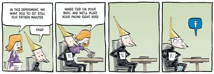 Modern day Marshmallow Test.