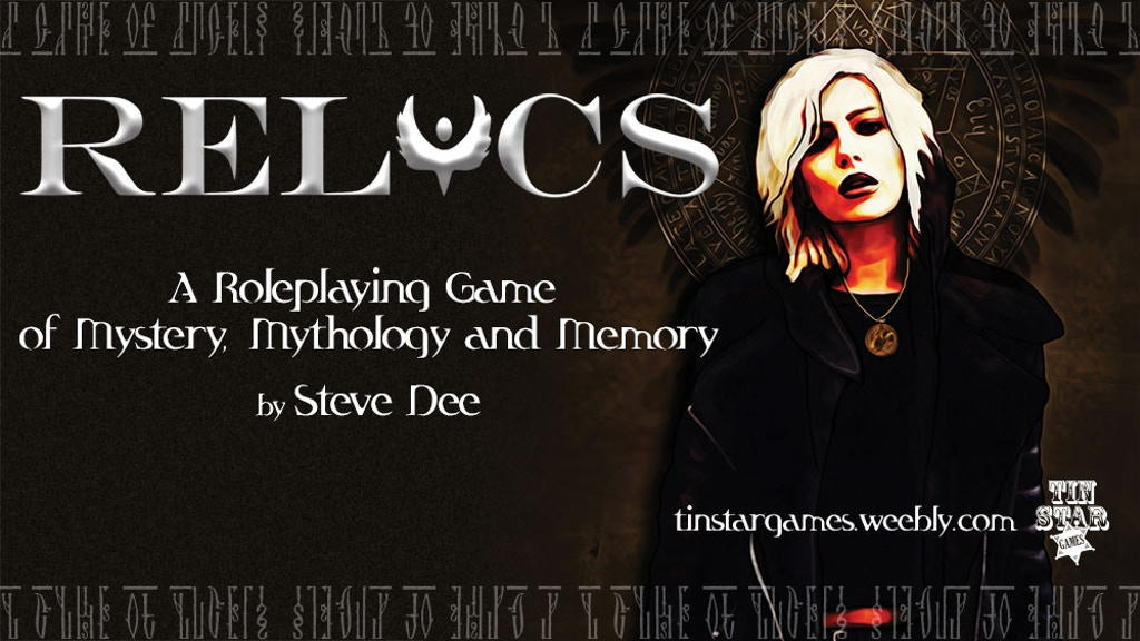 Relics: A Game of Angels project video thumbnail