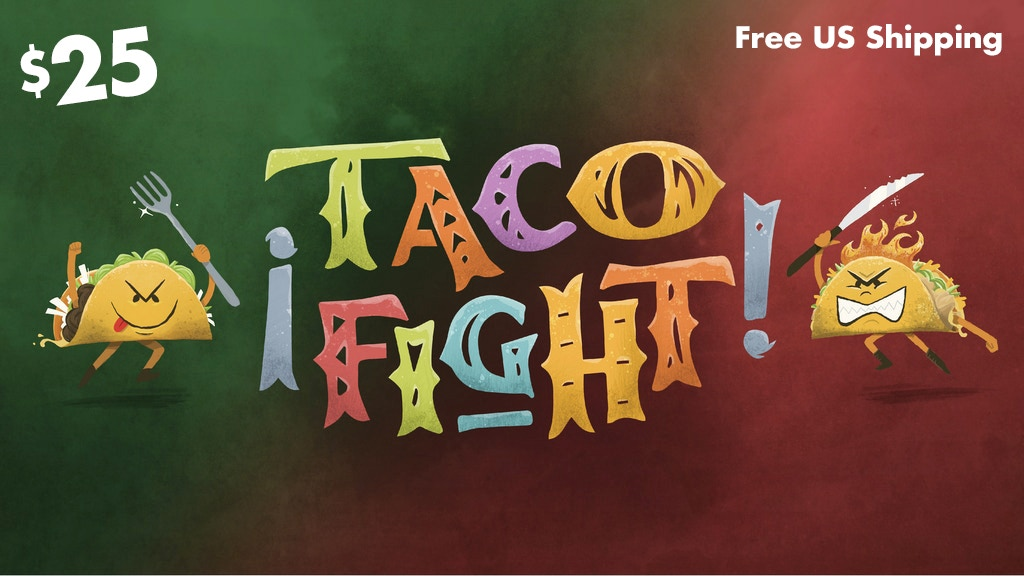Taco Fight! project video thumbnail