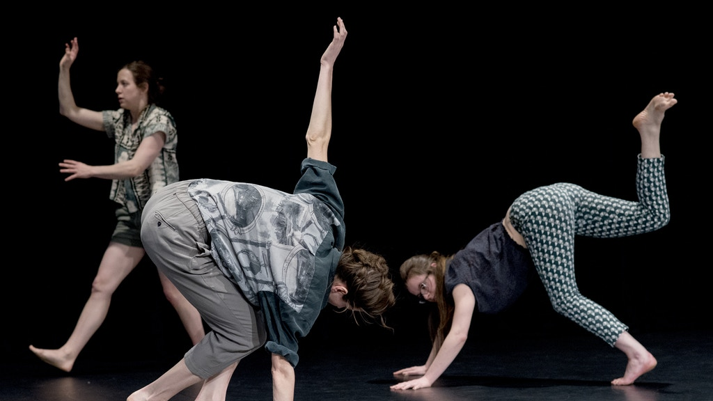Nora presents choreography by Deborah Hay and Eleanor Bauer project video thumbnail