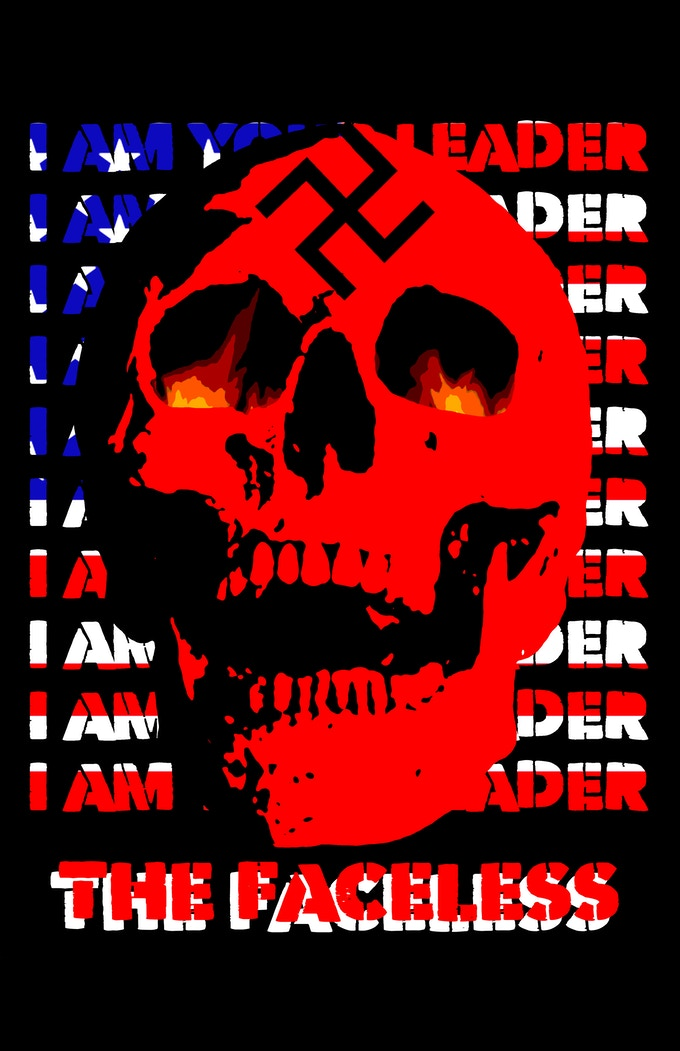"The Leader: Main Villain in ""The Faceless"""