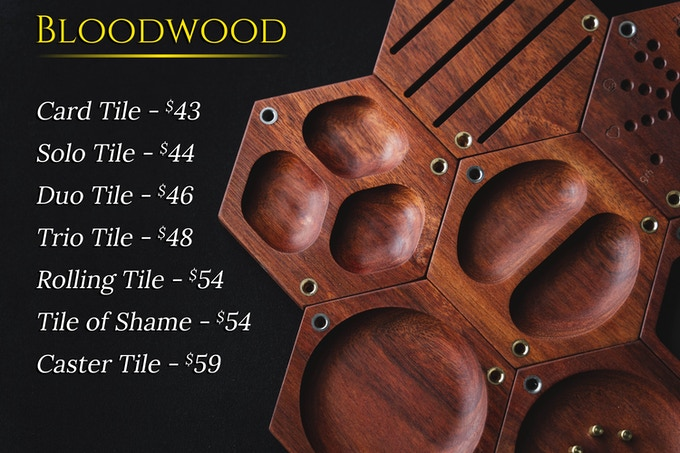 Wyrmwood Tabletop Tiles by Wyrmwood Gaming — Kickstarter