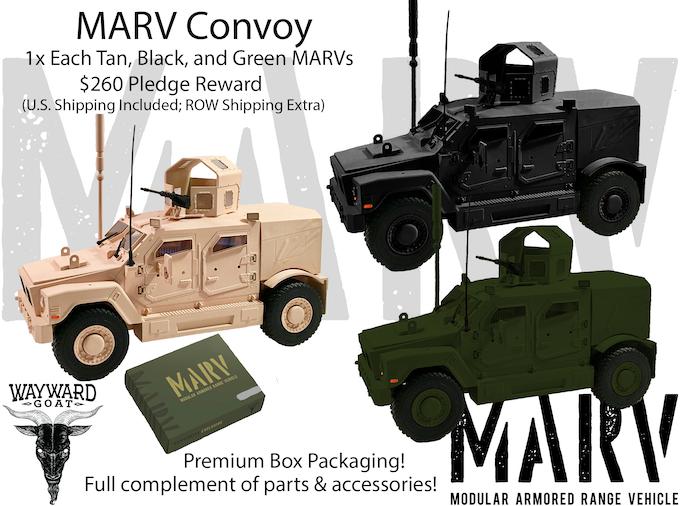 MARV Convoy Reward