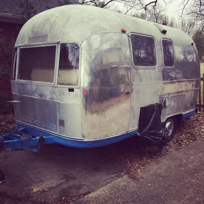 The Future Wild Bus, ready for renovation!
