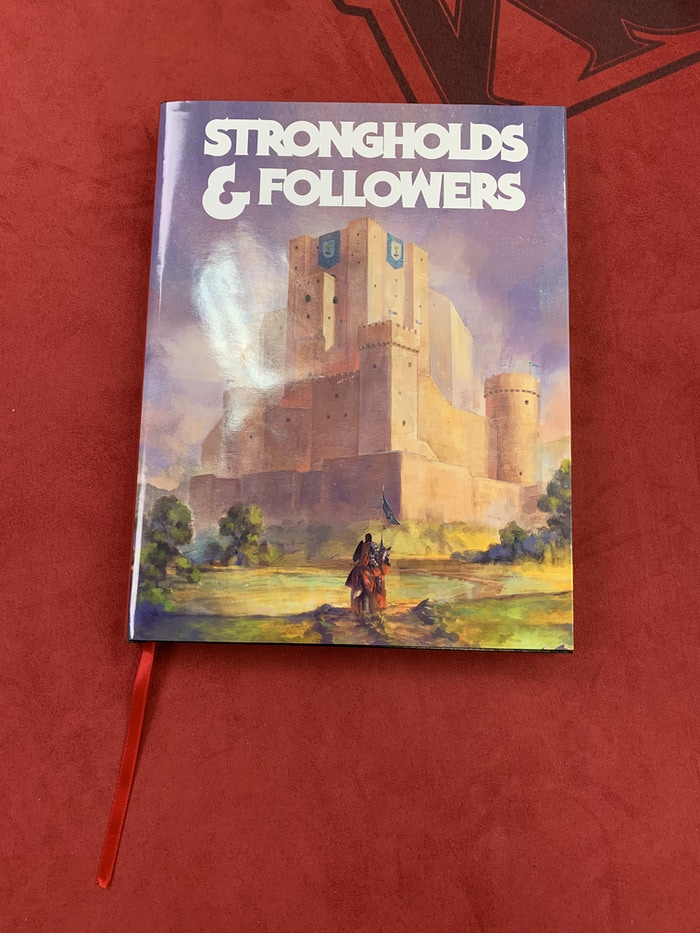Strongholds & Streaming by Matt Colville — Kickstarter