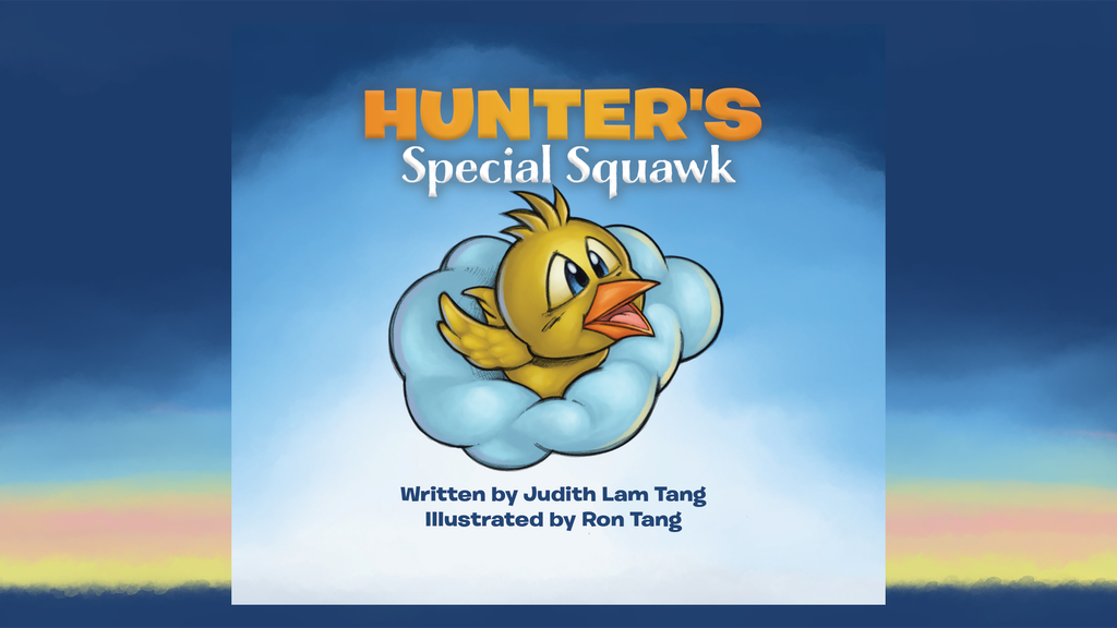 Hunter's Special Squawk: a picture book project video thumbnail