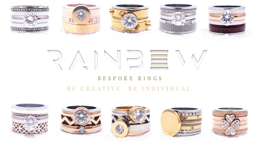 Rainbow Bespoke Rings project video thumbnail