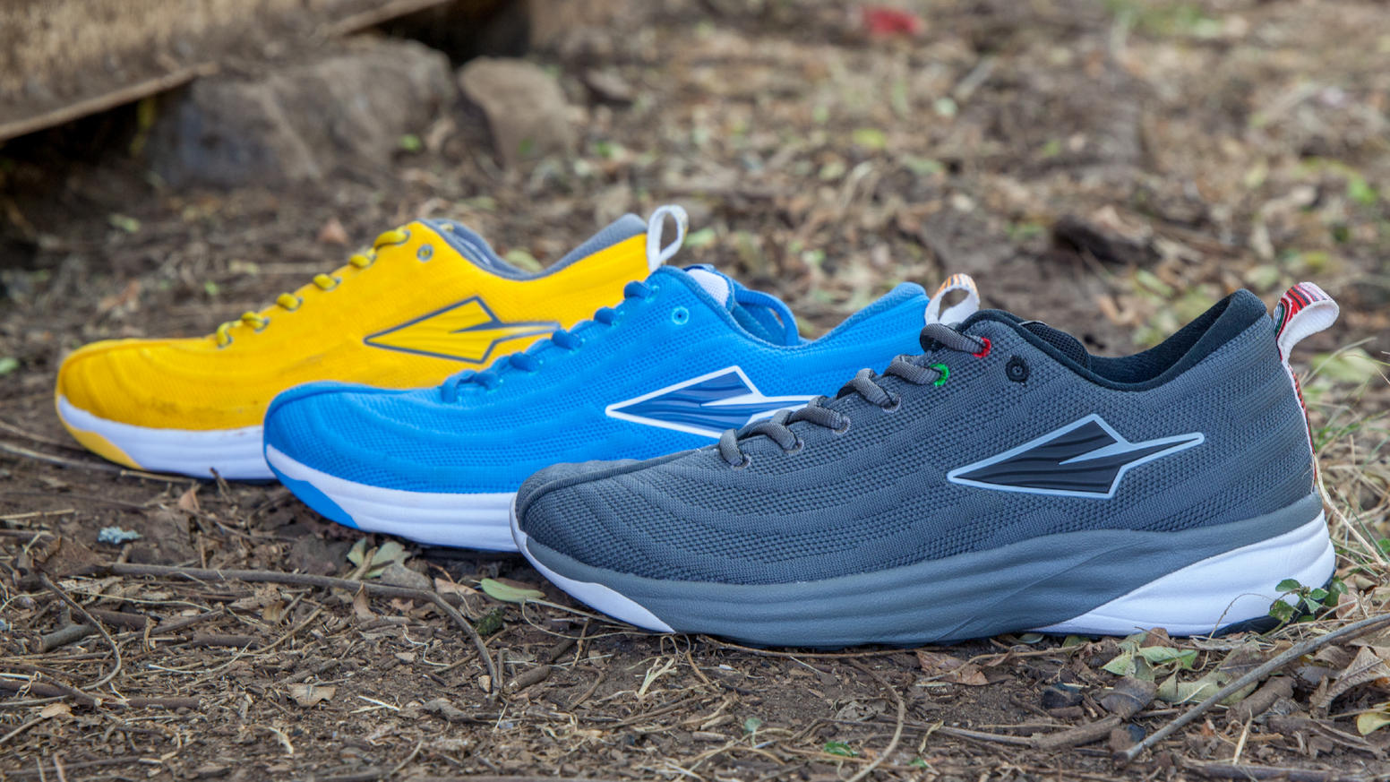 Lightest. Best Cushioning. Lowest Drop. Best Value. Made in Kenya.