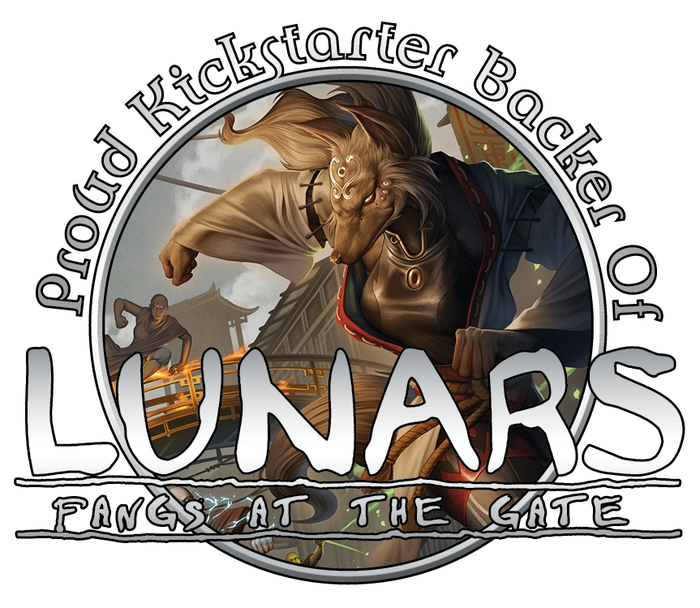 James is a proud supporter of this project! You can click and download this backer badge to show others that you're a proud supporter of this campaign too!