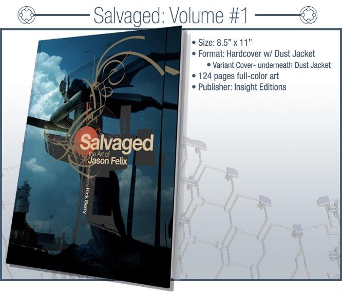 SALVAGED VOL #1
