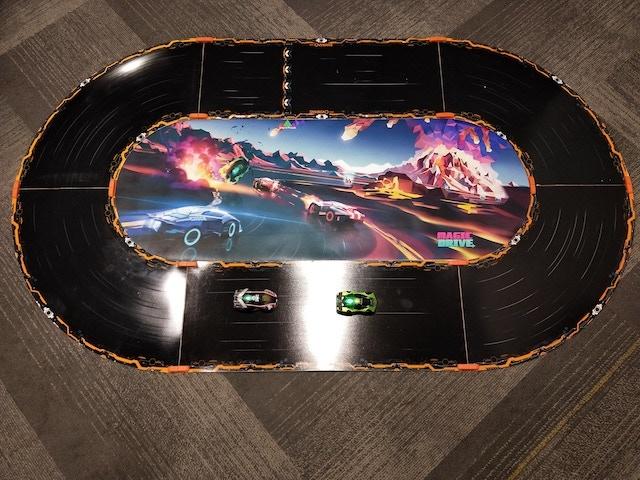 Magic Drive Original Artwork as AR marker