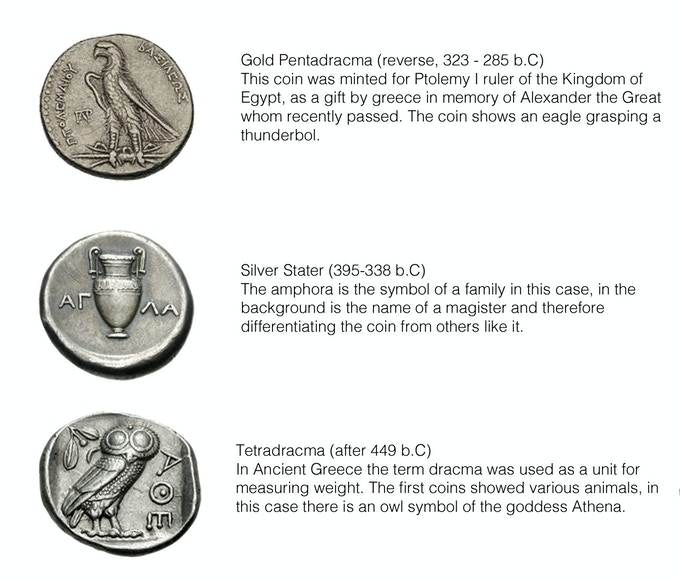 Historical Metal Coins: Second Wave by giochistarter