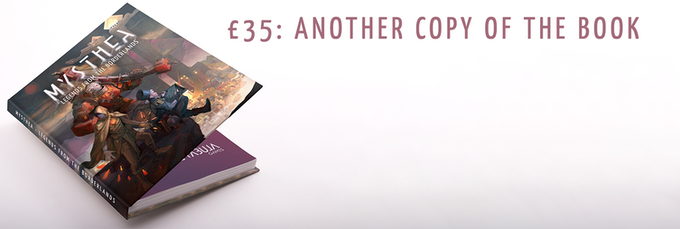 Another copy of the book: £35