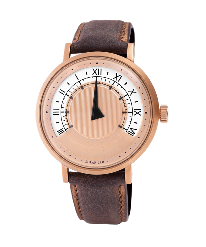 ROSE GOLD UMBRA WATCH