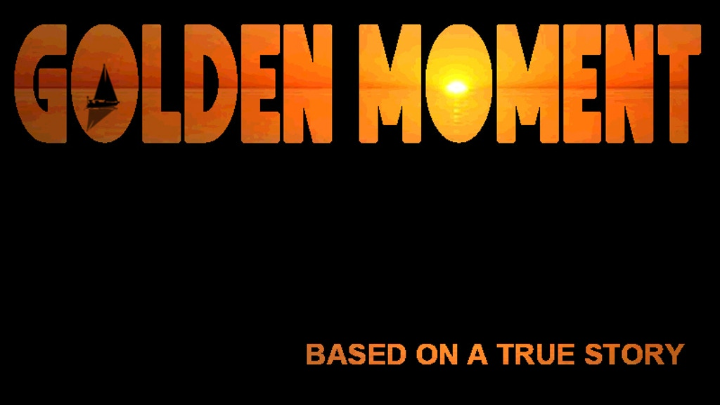 Golden Moment project video thumbnail
