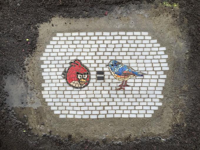"""""""Equal Birds"""" Jyväskylä, Finland 2015"""