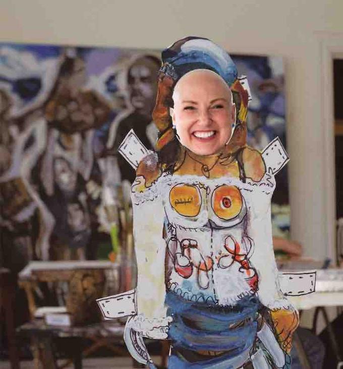Pirate Crew Member - Erin McGee Ferrell