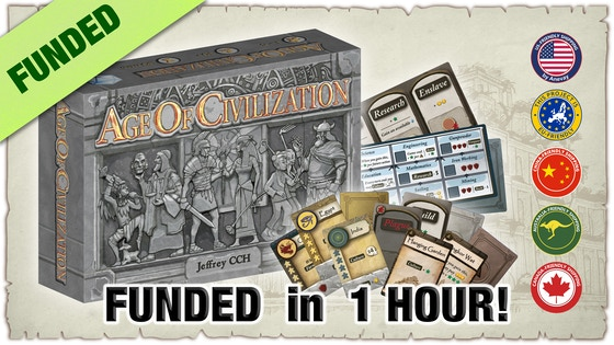 Age of Civilization - the pocket-sized civ game!