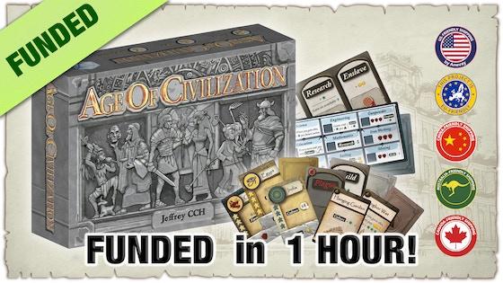 Age of Civilization - the pocket-sized civ game!