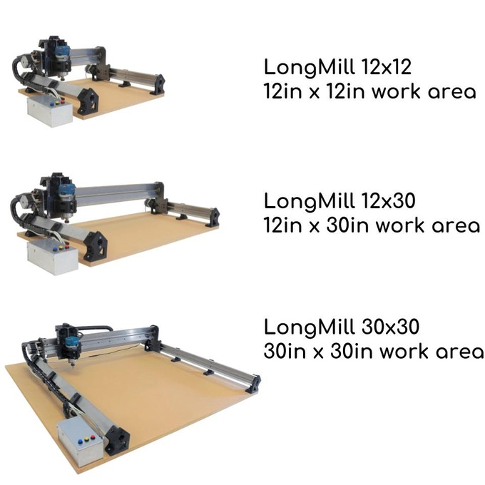 LongMill Benchtop CNC Router by Sienci Labs — Kickstarter