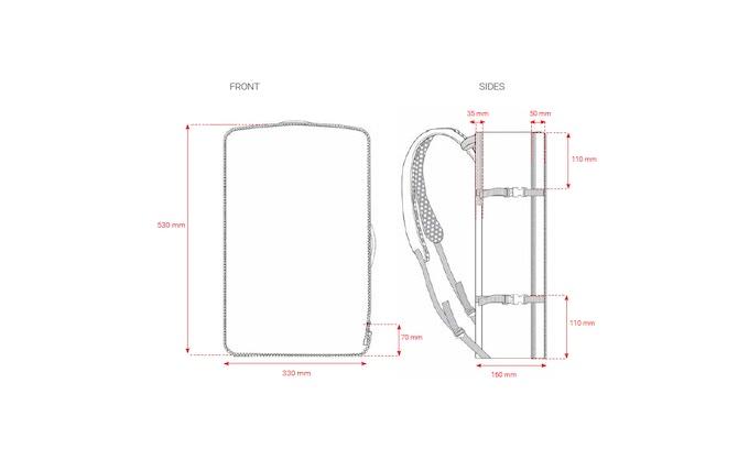 Final prototype design specification