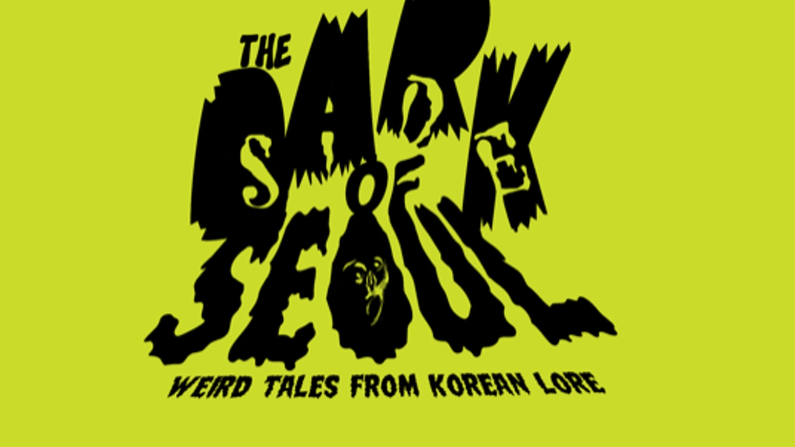 A comic book celebrating strange and eerie tales from Korean folklore, based on the popular Dark Side of Seoul Ghost Walk.