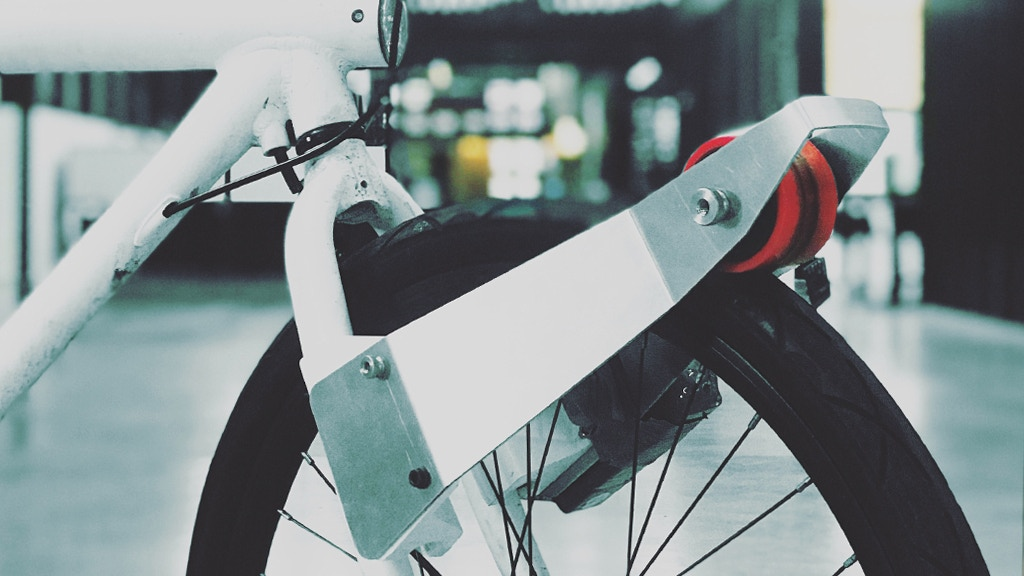 CLIP⚡Portable e-motor to Transform any bike into an e-bike project video thumbnail