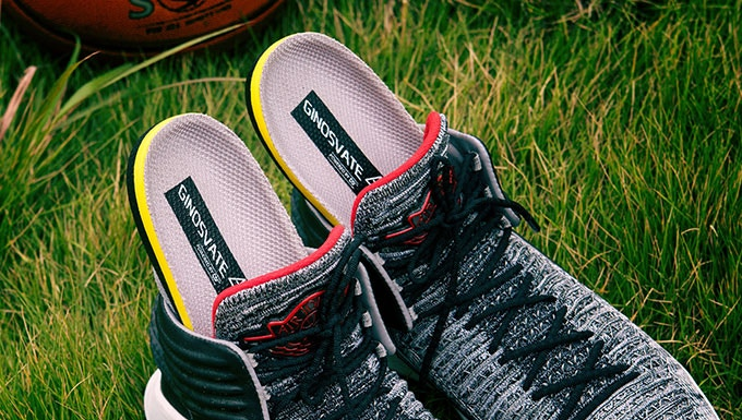 Ginosvate Insole: Incredible Shock-absorb Insole for Sports