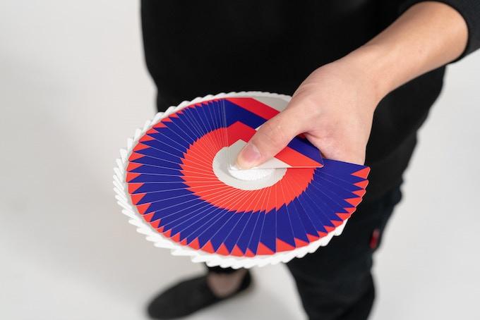 thumb fan