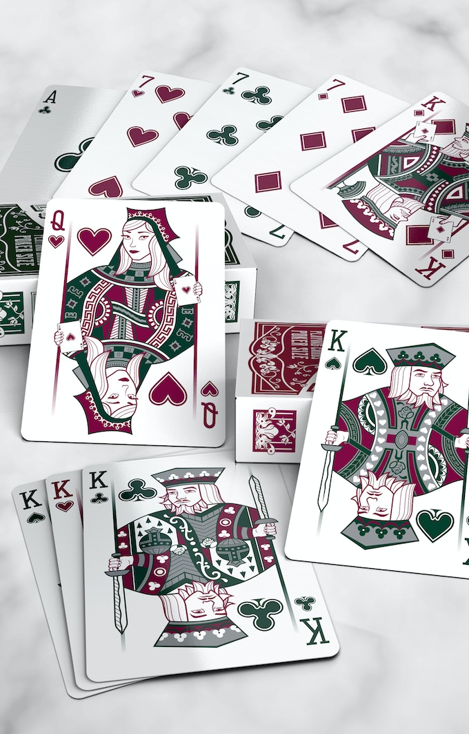 The cards have been designed to be fresh but classic, stylish but usable in every occasion.
