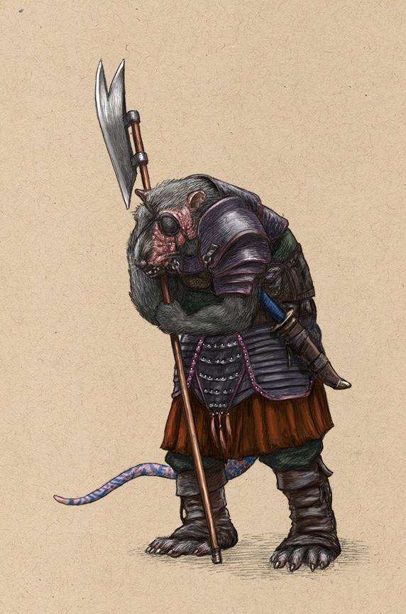 Roden veteran by Kurt Komoda