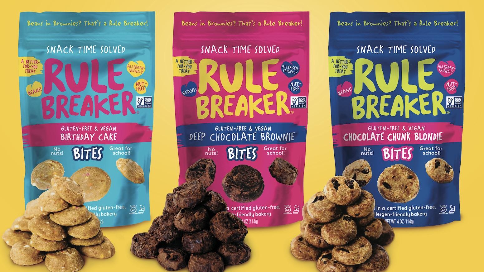 73c832d55d14 Rule Breaker Bites  Snack Time Solved! by Nancy Kalish — Kickstarter
