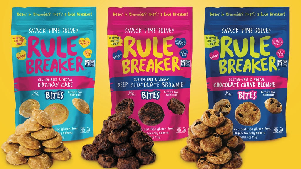 Rule Breaker Bites: Snack Time Solved! project video thumbnail