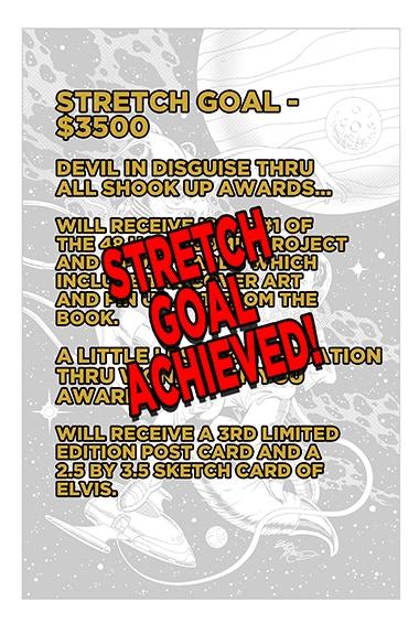 First stretch goal achieved.