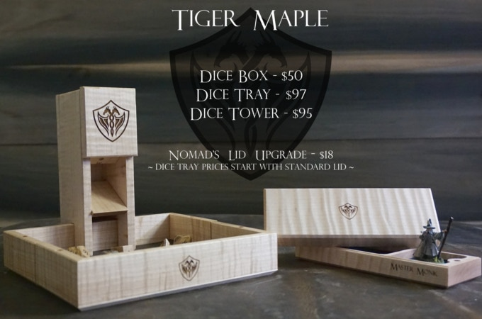 Tiger Maple