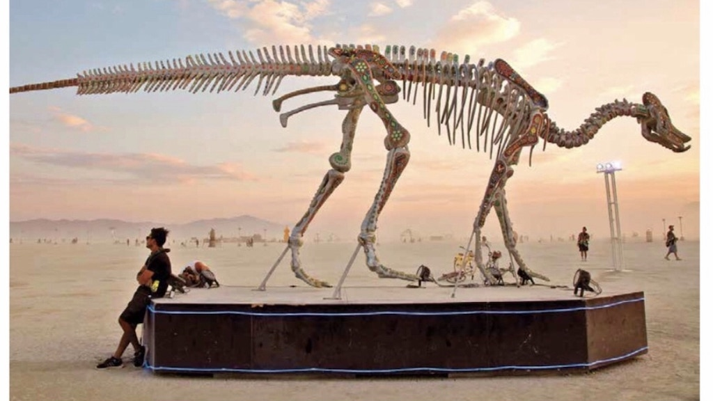 ICHIRO SACRED BEINGS / The Dinosaur project video thumbnail