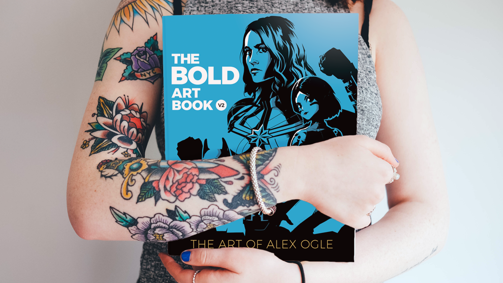 The BOLD Art Book Volume 2