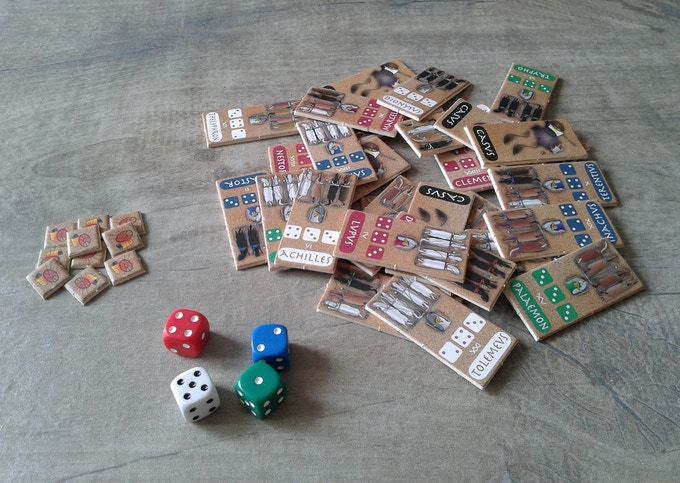 Some game materials