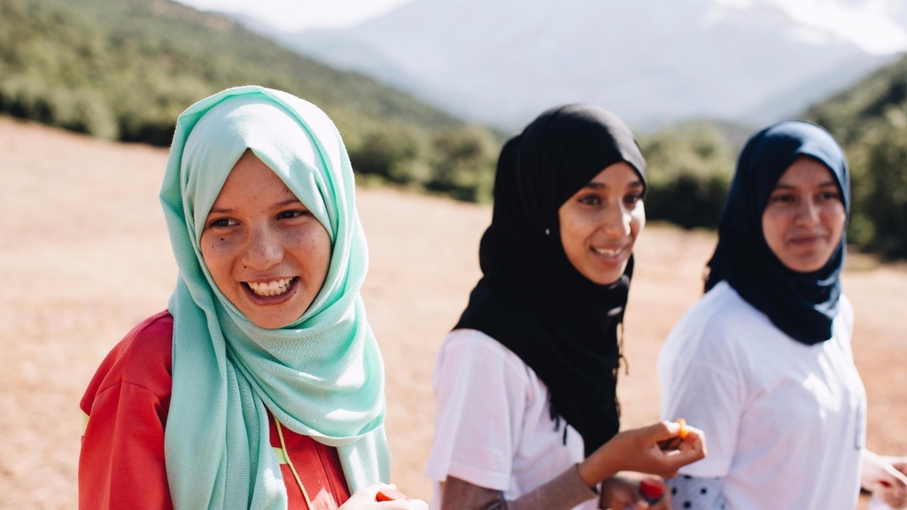 Changing Worlds in the Atlas Mountains — A short film project video thumbnail
