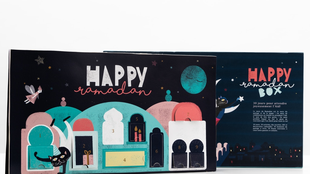 Happy Ramadan Box project video thumbnail