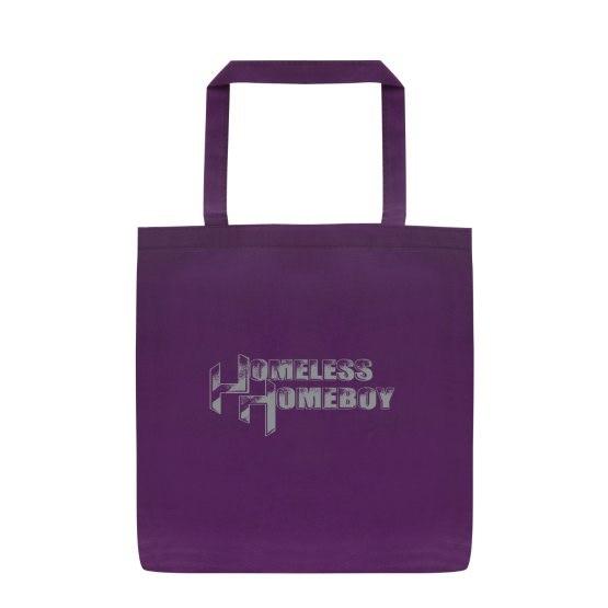 14x13.5 Homeless Homeboy Tote Bag