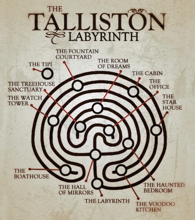 The Labyrinth of Talliston.