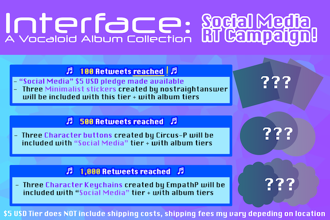 Interface: A VOCALOID Album Collection by Samuel Blakeslee