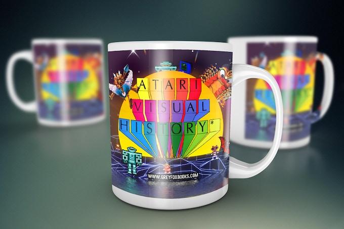 Atari Visual History Mug Number Two
