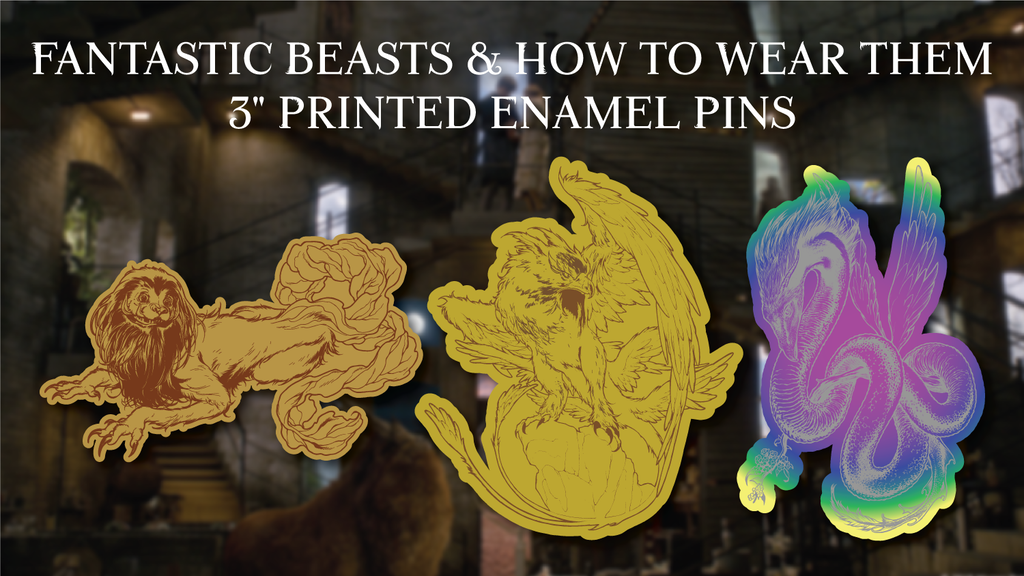 Fantastic Beasts & How to Wear Them - 3