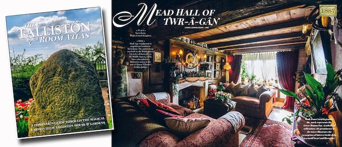The Talliston Room Atlas photographic tour through the house & gardens.