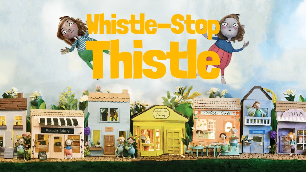 Whistle-Stop Thistle project video thumbnail