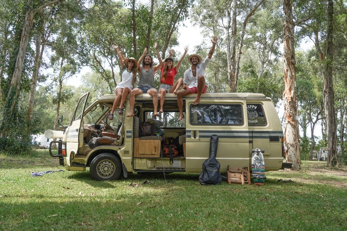 Join the van life community!